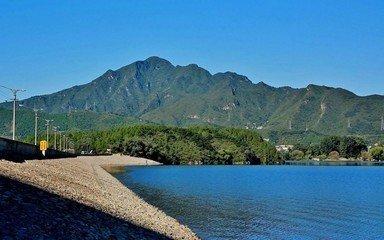雁西湖风景区图片
